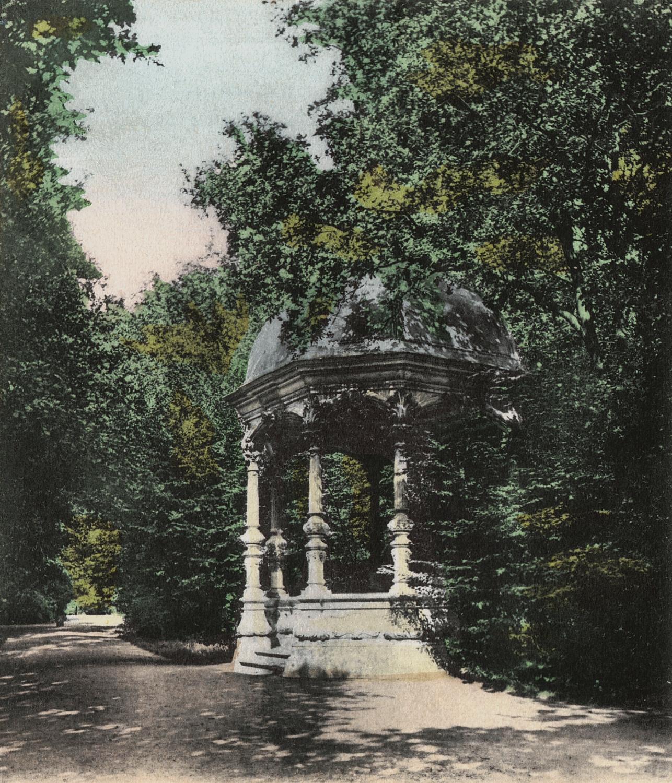 Nr.415 - Cement-Pavillon